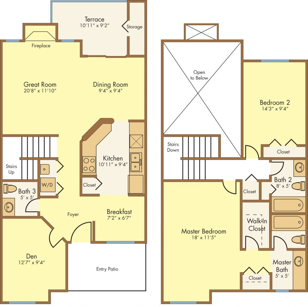 Eclipse Floor Plan