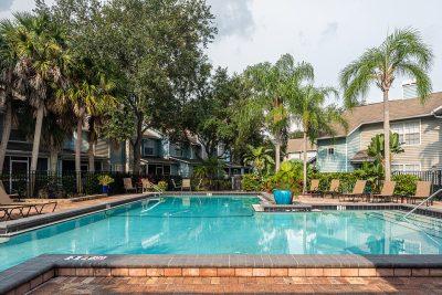 Madison Oaks Pool Exterior