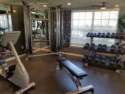 New Fitness Center 1